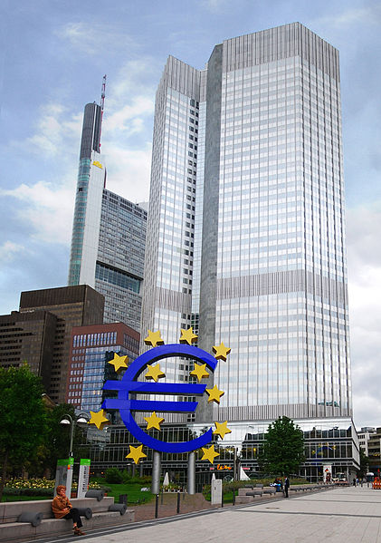 European Banks Could Go Broke According to an ECB report