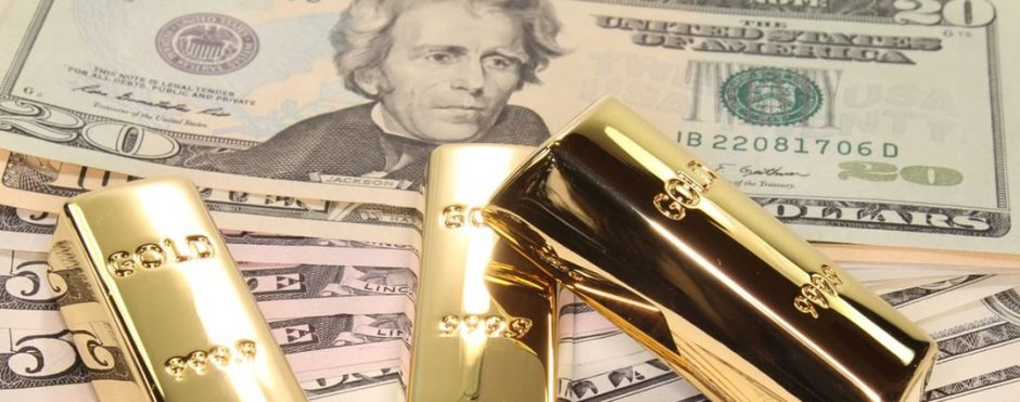 -Gold And Dollar Prices Fall Simultaneously