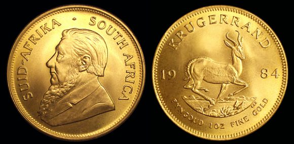 -Invest In South African Κrugerrands