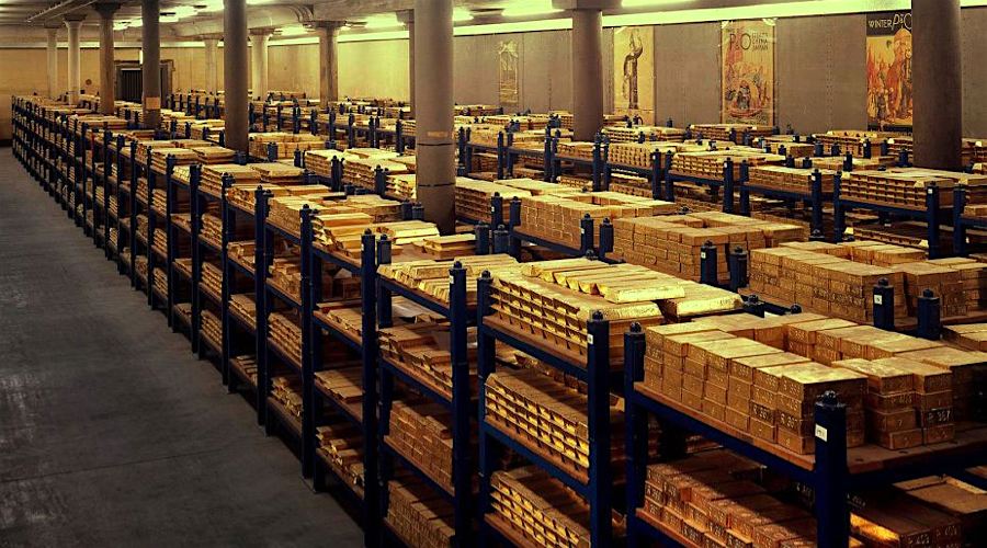 what is gold bullion