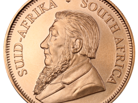 What is a South African Krugerrand